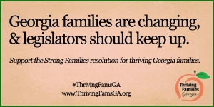 Georgia Families are Changing